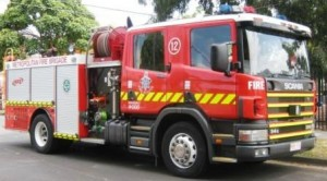 MFB Number 12 station Scania pumper