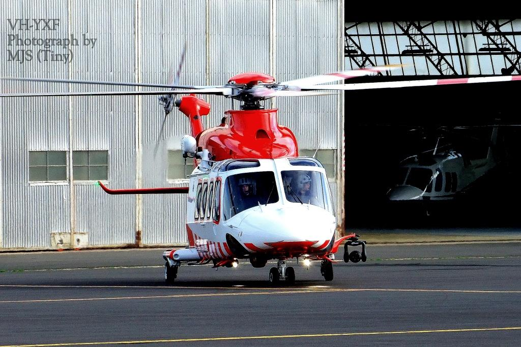 Helicopter Emergency Medical Services (HEMS) in Victoria